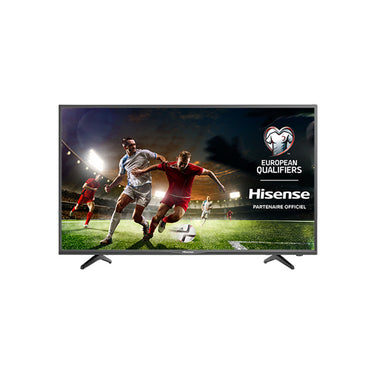 "SMART TV LED 32""-HISENSE- Wifi-HDMI-USB-VGA-Noir"