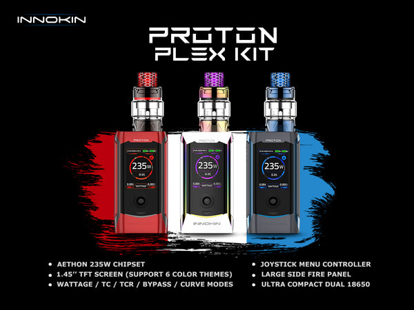 Innokin Proton plex kit New!