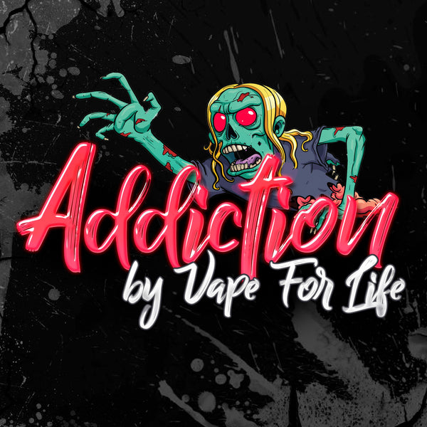 Addiction 60ml Flavours