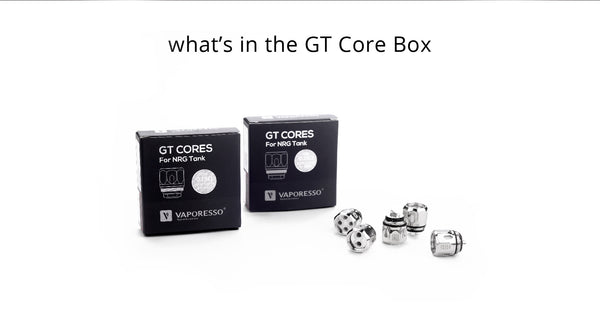 Vaporesso cCell GT coils