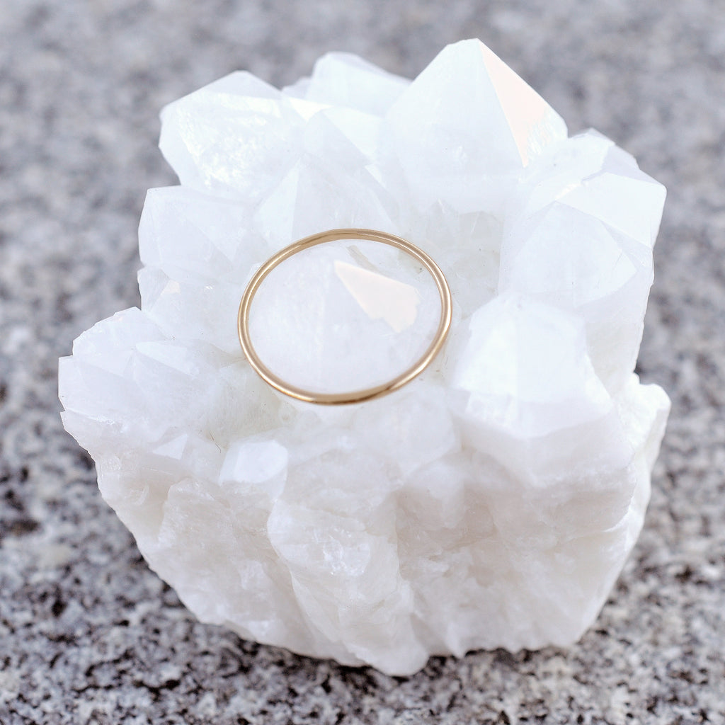 basic baby stacker ring