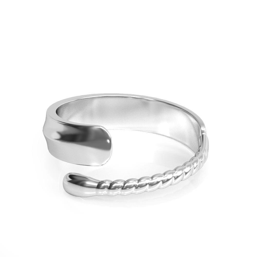 Cricket Bat Ring- Cricket themed Jewellery in 925 Silver. Cricket Gifts IDeas