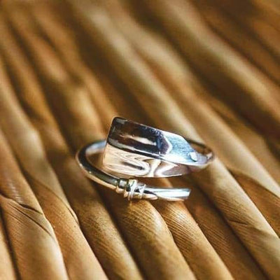 Rowing oar ring. Gifts for rowersRowing gifts ideas Strokeside designs
