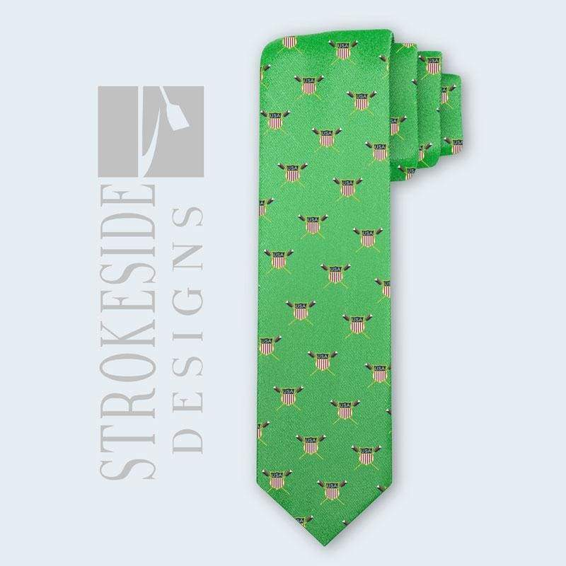 Rowing Crew Custom Tie - Custom Ties