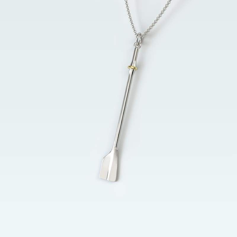 Rowing Jewelry Full Oar Pendant