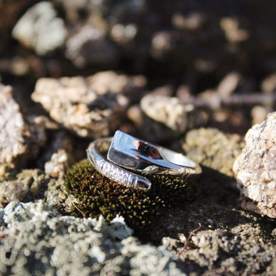 Rowing oar ring. Rowing gifts ideas Strokeside designs