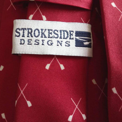 Rowing Tie - Strokeside Designs Rowing Accessories