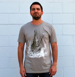 Men's Crocodile Tee - David's Doodles