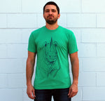 Men's Rhino Tee - David's Doodles