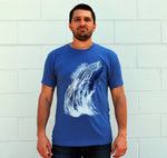 Men's Whale Tee - David's Doodles