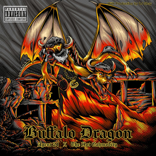 Buffalo Dragon