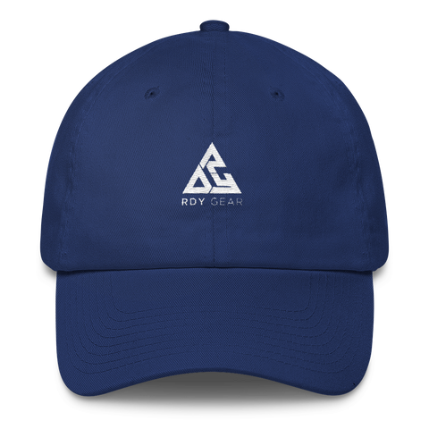 RDY Gear logo Dad cap