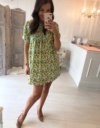 Laurel Lemon Dress