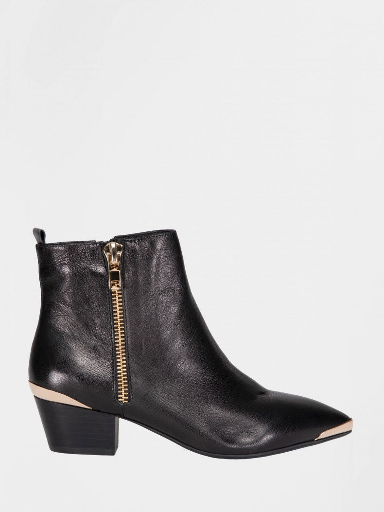 Melina Gold Detail Boot