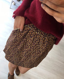 Floral Ditzy Skirt