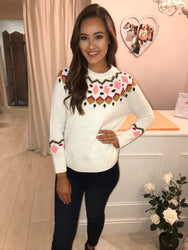 Noelle Knitted Jumper
