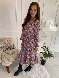 Dolly Ditzy Floral Dress
