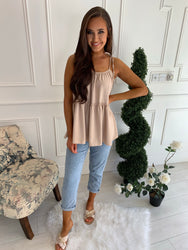 Lucy Detail Top Nude