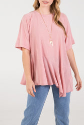 Maddie Blush Top