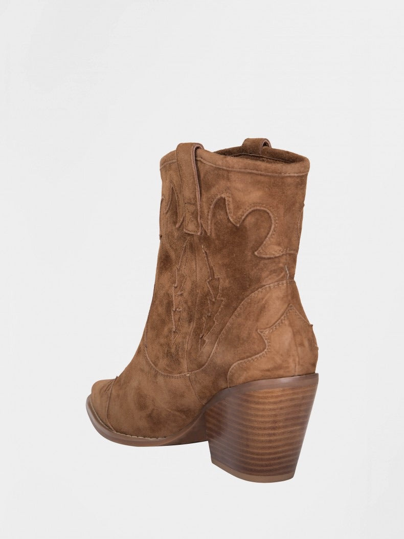 Bella Suede Boot