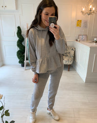 Lia Lounge Suit Grey