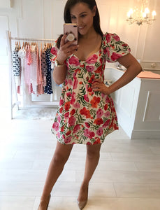 Colleen Floral Dress