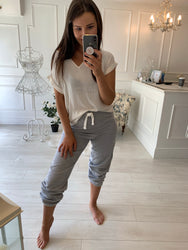 Gerri Grey Sweatpants