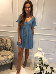 Sophie Soft Denim Dress