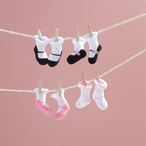 Girl Newborn Sock Set