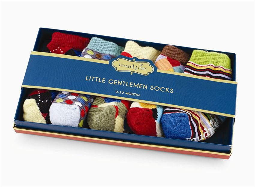 Little Gents Sock Set