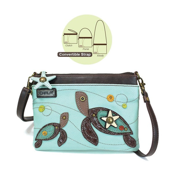 Chala Turtle Mini Croosbody