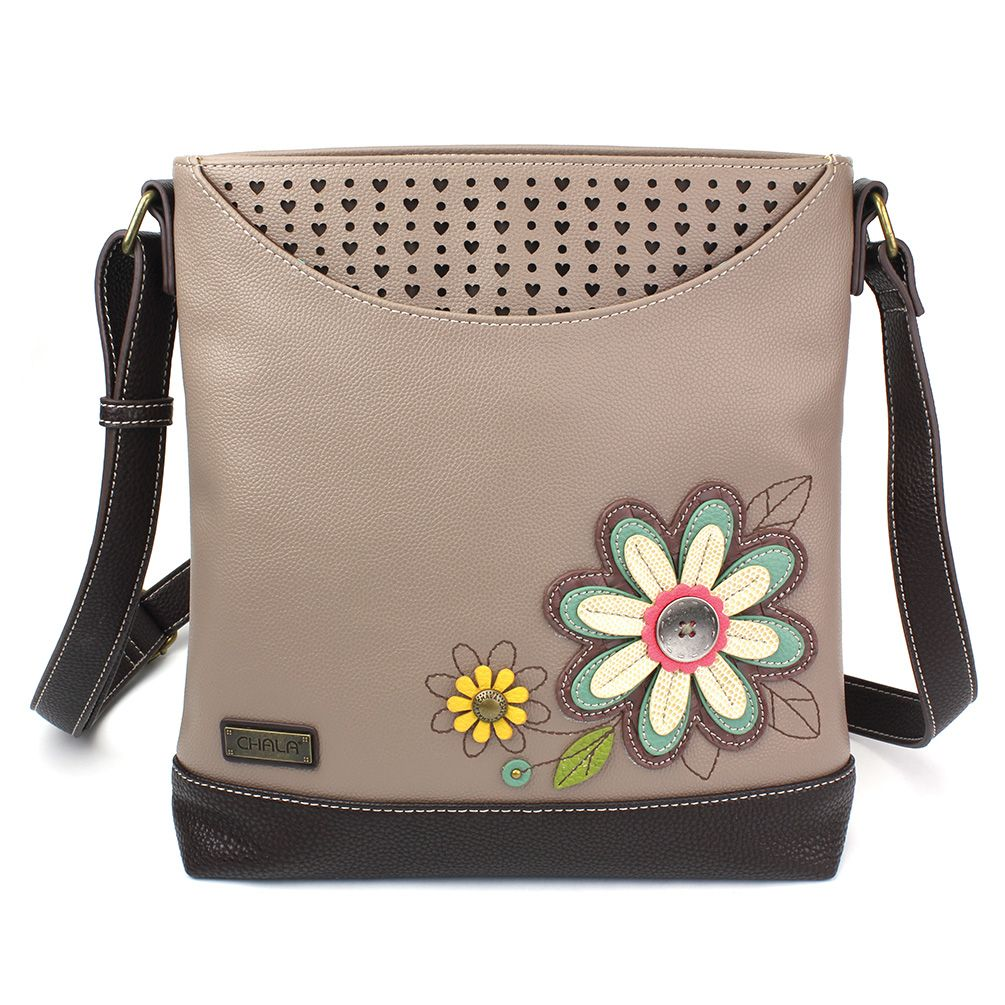 Chala Sweet Messenger Daisy Warm Gray