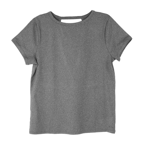 Crossover T-shirt Gray