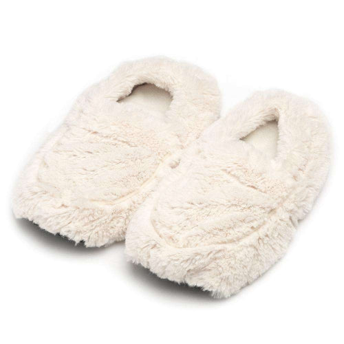Warmies Cream Slippers
