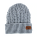 Beyond Soft Chenille Hat Gray