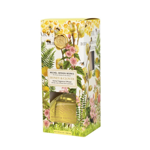 Honey & Clover Home Fragrance Diffuser