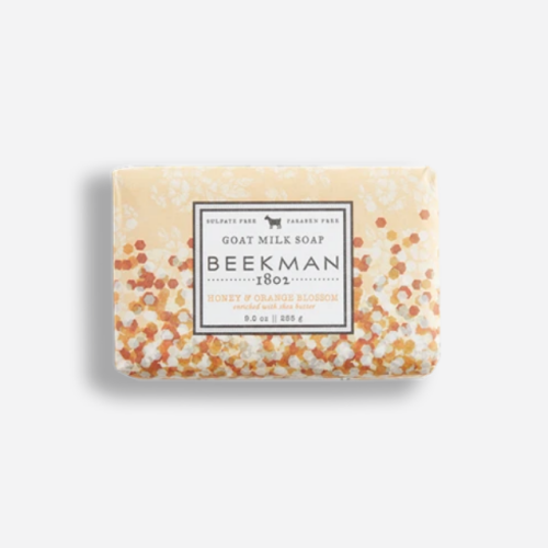 Beekman Honey & Orange Blossom Goat Milk Sweet Relief Bar