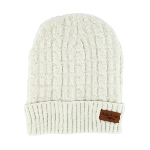 Beyond Soft Chenille Hat Oatmeal