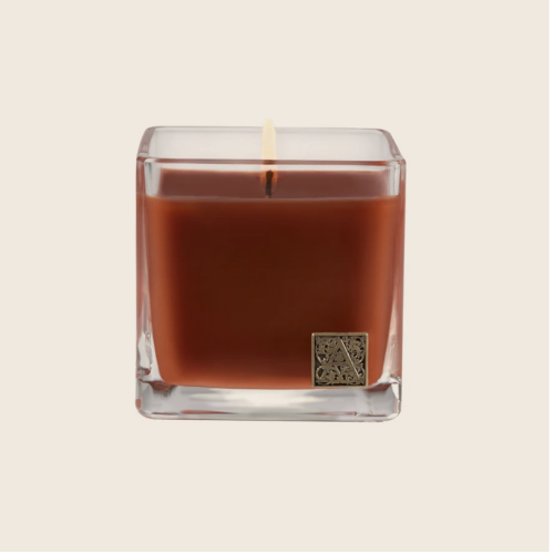 Aromatique Pumpkin Spice Cube Candle 12 oz.