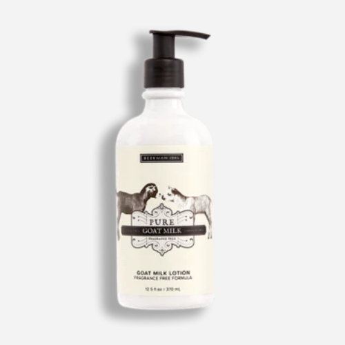 Beekman Fragrance Free Goat Milk Lotion