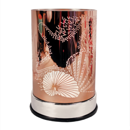 Scentchips Rose Gold Seashells Lantern