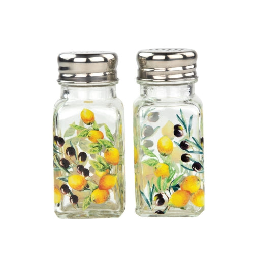 Tuscan Grove Salt and Pepper Set