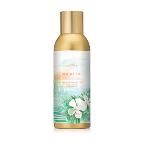 Thymes Neroli Sol Home Fragrance Mist