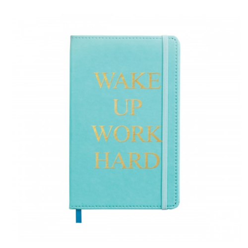 Wake Up Work Hard Journal