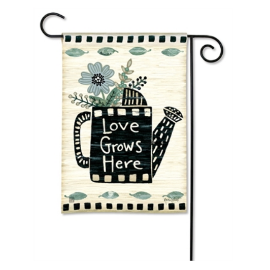 Sprinkled with Love Garden Flag