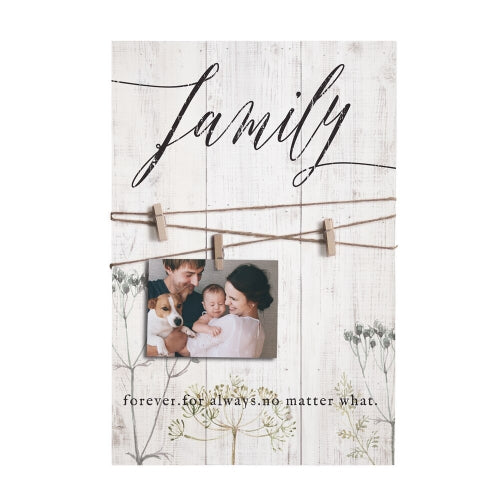 Family Twine Sign