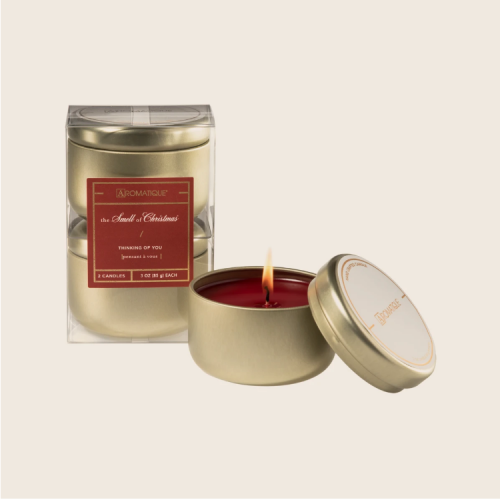 Aromatique The Smell of Christmas Thinking of You Candle Set