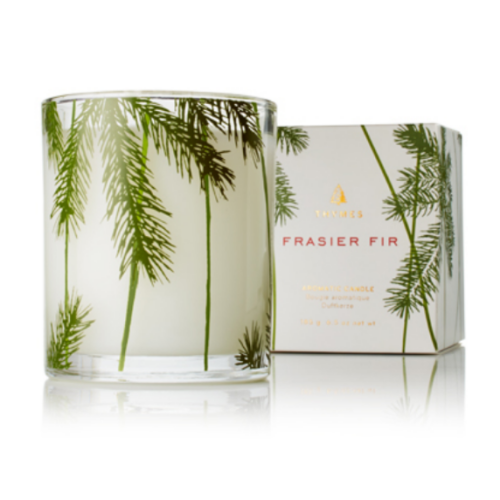 Thymes Frasier Fir Pine Needle Design Candle