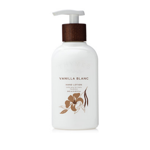 Thymes Vanilla Blanc Hand Lotion