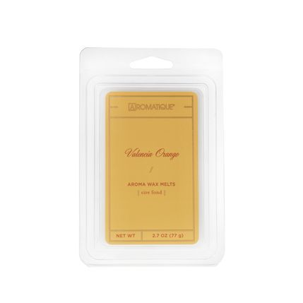 Aromatique Valencia Orange Wax Melts